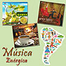 Música Enérgica (Bundle mit 3 Audio-CDs)