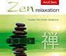 Zen relaxation (Audio-CD)