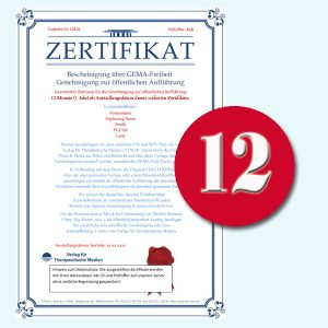 Zertifikat 12 Monate
